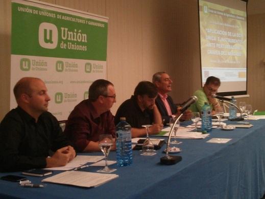 Jornadas PAC Unión de Uniones