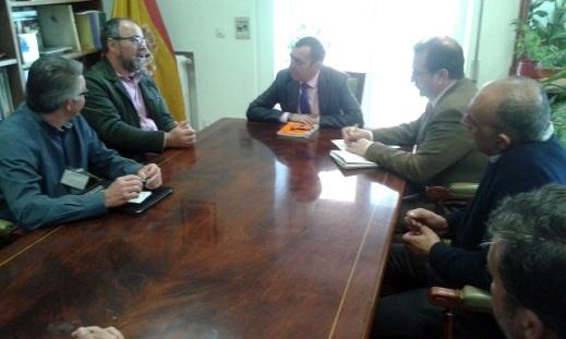 Reunión Ministerio Fitosanitarios