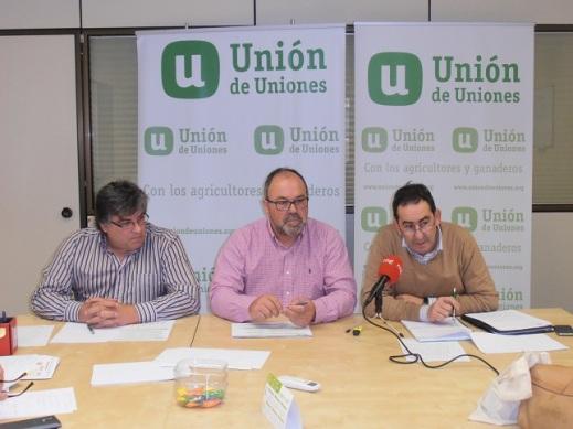 Rueda Prensa Unión de Uniones