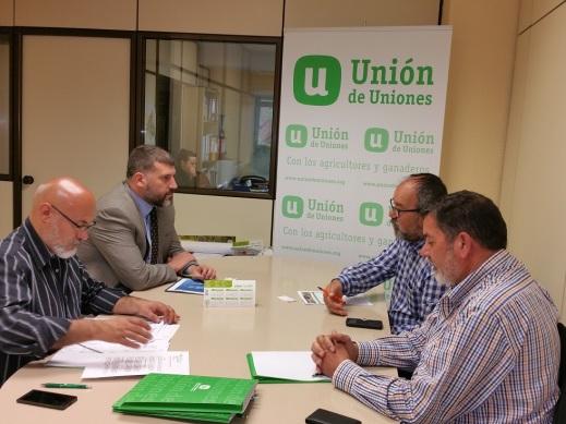 Reunión Unión de Uniones ANSEMAT