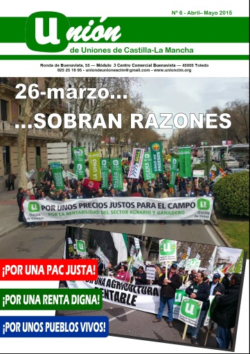 Revista 6 Abril Mayo 2015
