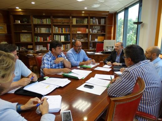 Reunión Unión de Uniones y AICA