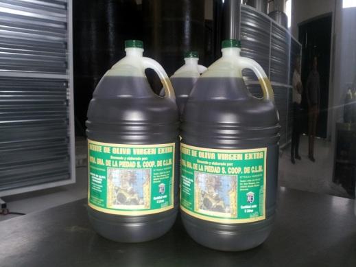 Aceite Toledo