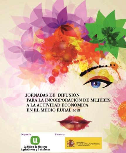 Diptico Proyecto Mujeres Agricultoras y Ganaderas
