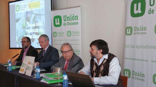 Jornada ENESA mesa de ponentes