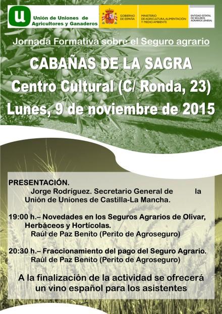 Jornada Informativa ENESA Cabañas