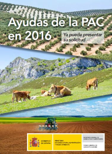 Folleto SIGPAC 2016