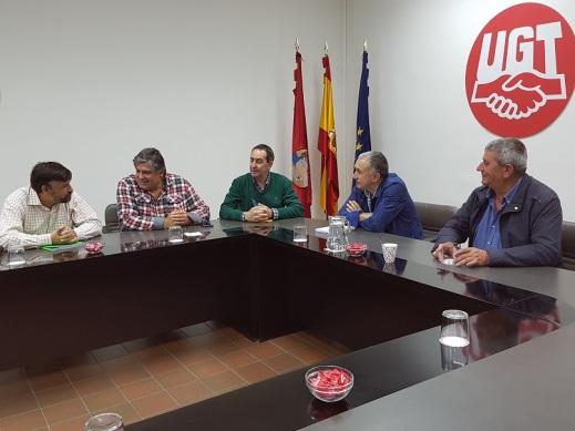 Reunión UGT