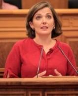 María Rosario García. Grupo Socialista