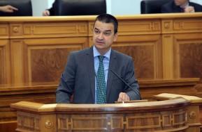 Francisco Martínez Arroyo. Consejero de Agricultura, Medioambiente y Desarrollo Rural