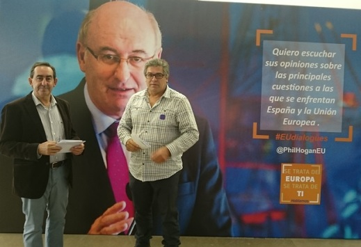 Dialogo Phil Hogan