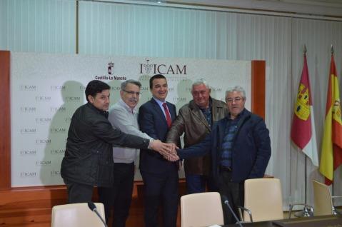 Acuerdo Tomelloso Agricultura Ecológica
