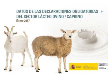 Mercado leche de ovino y caprino