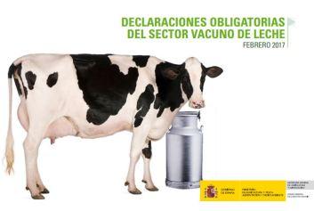 Precios vacuno de leche