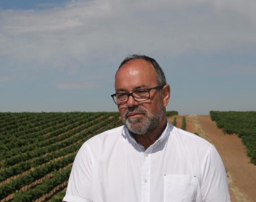 Jose Manuel De Las Heras, coordinador estatal UdU