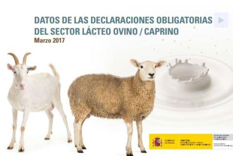 Precios leche de oveja y cabra
