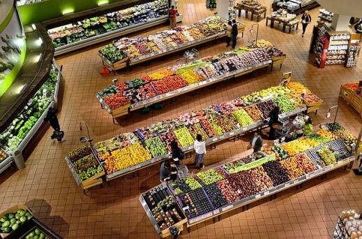 Consumo alimentación 2016