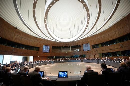 Consejo Ministros Agricultura UE