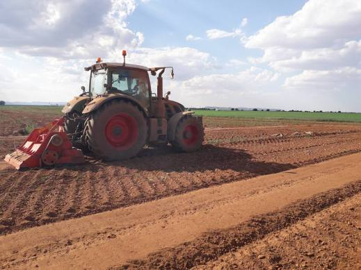 Agricultor activo