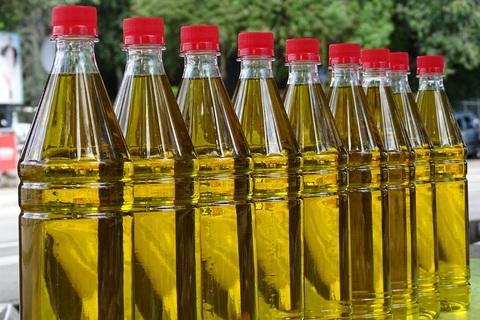 COI estimación mundial producción aceite