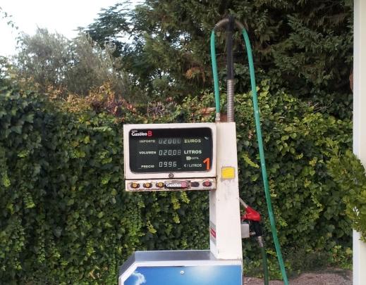 subida del gasóleo agrícola