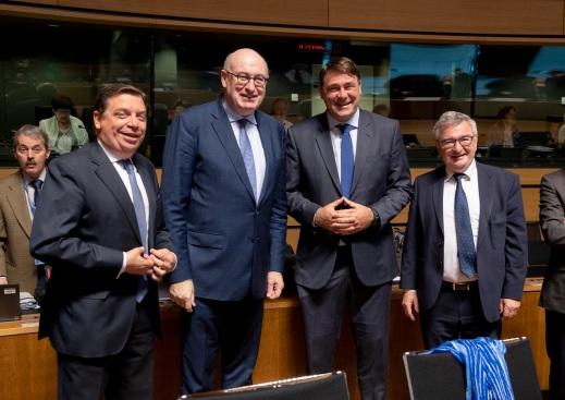 Reforma PAC Consejo de Ministros