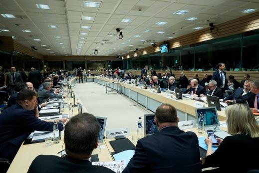 Consejo de MInistros Reforma de la PAC