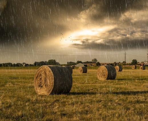 DANA Chubascos y tormentas
