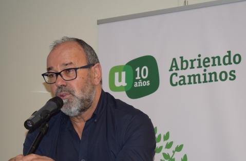 Jose Manuel de las Heras, coordinador estatal Unión de Uniones_Asamblea10años