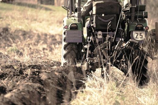 ROMA tractores antiguos