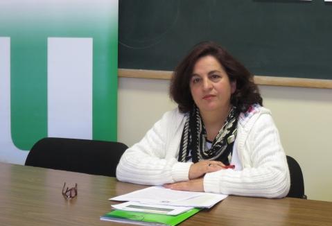 Rosa Arrana, Presidente de la Unión de Mujeres Agricultoras y Ganaderas