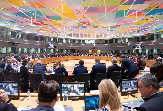Consejo de Agricultura UE