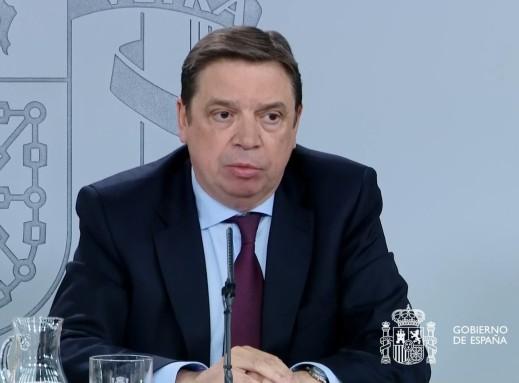 Ministro Planas Cadena Alimentaria