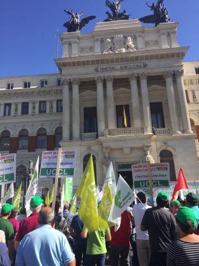 Manifestación 26 marzo Madrid
