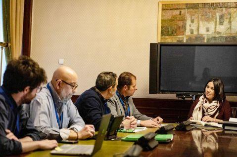 Reunión Ciudadanos 2 de marzo de 2020