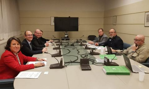 Reunión Grupo popular Senado 2 marzo de 2020