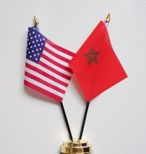 Estados Unidos Marruecos España