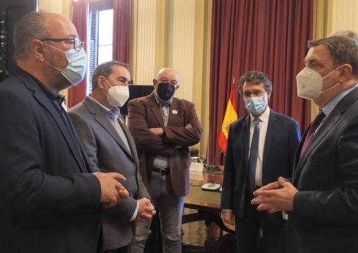 Reunión Unión de Uniones Ministro de Agricultura