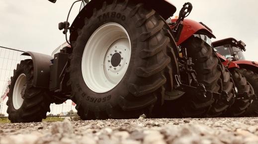 ITV maquinaria agrícola aperos